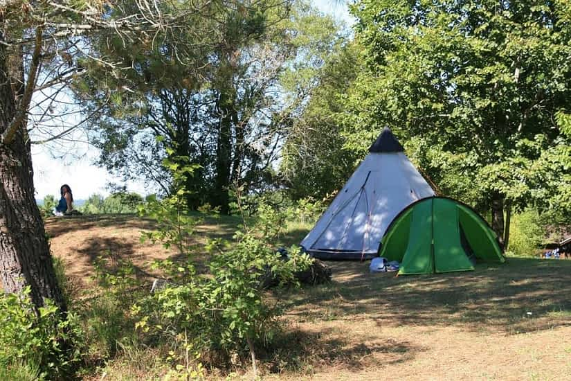 Camping Brin d'Amour