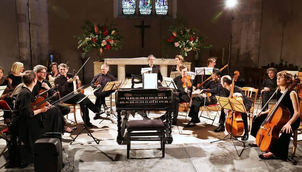 Festival Itinéraire Baroque