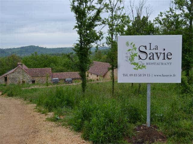 Restaurant La Savie