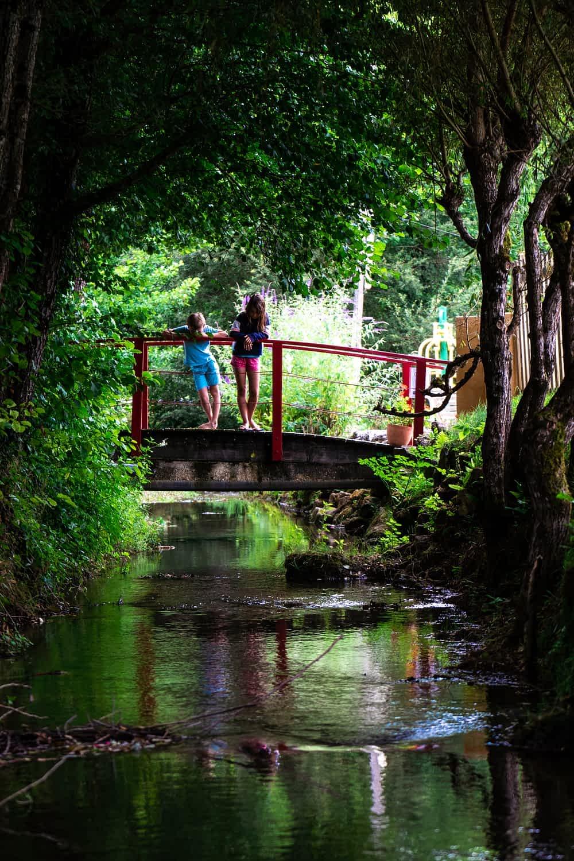 Camping Le Pont de Mazerat
