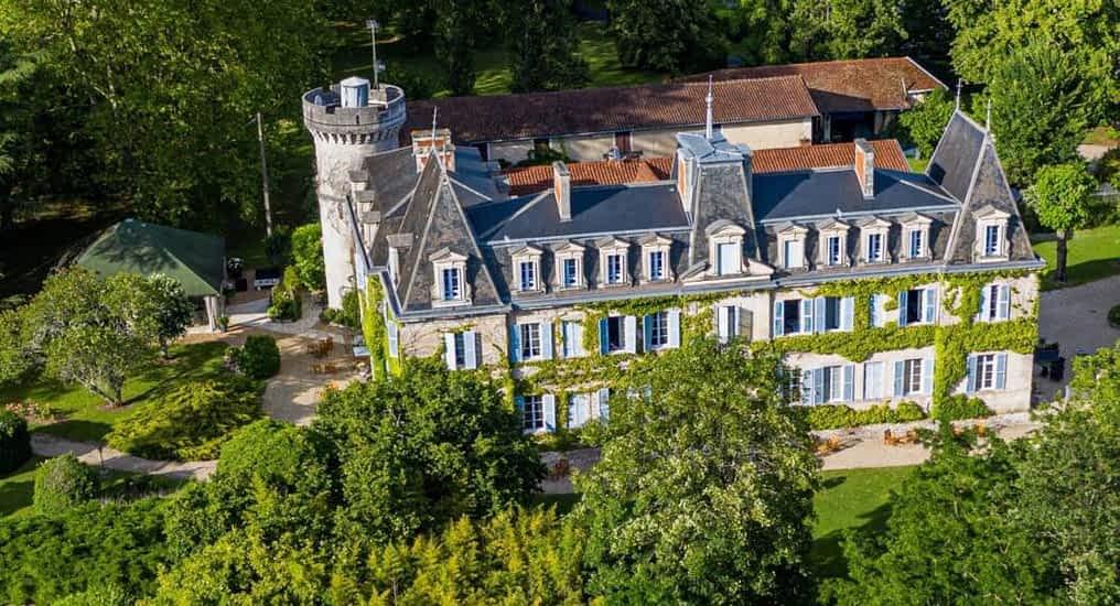 Castle De Lalande