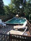 Les Plantous de Severo piscine