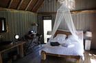 chambre cabane sur l'eau Tikal nature