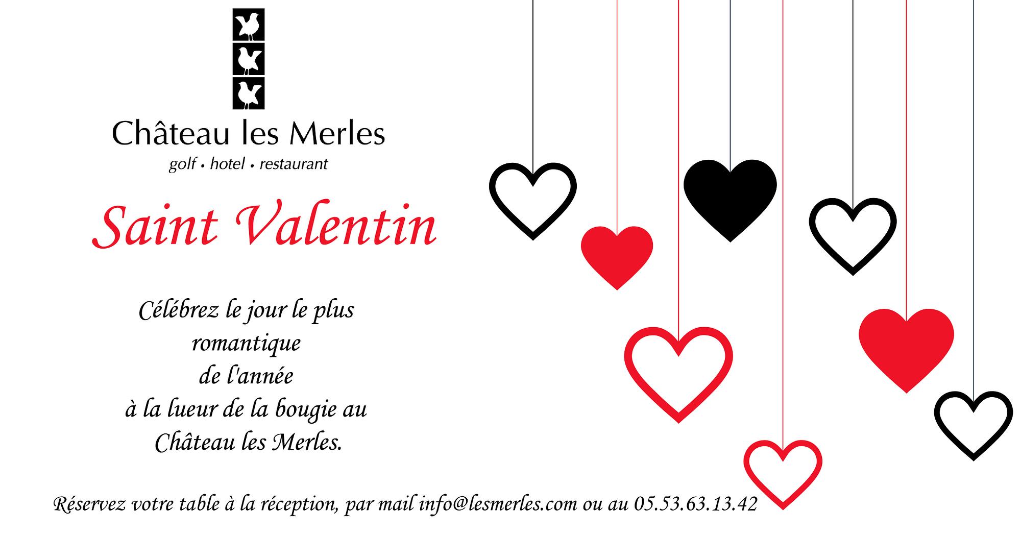Séjour Saint Valentin