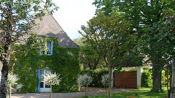 Domaine de Landrevie : Gîte la Tour