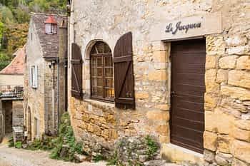 Le Jacquou - Pâques à Beynac : le JACQUOU