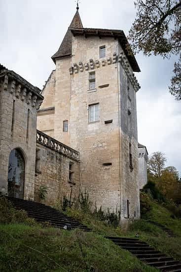 Château l'Evêque en Périgord