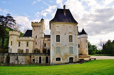 Parc du Château de Campagne