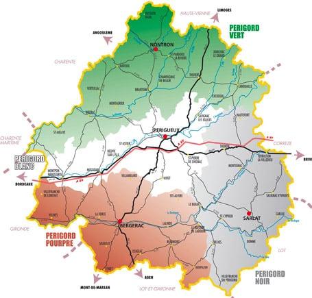 Alles über die Dordogne: Häufig gestellte Fragen