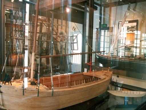 Musée de la ville de Bergerac, du vin et de la batellerie