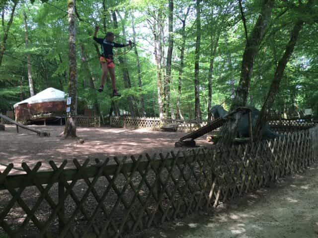 PréhistoBranche Parc accrobranche