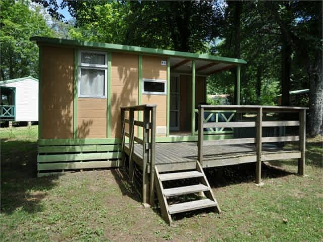Camping de Rouffiac ***
