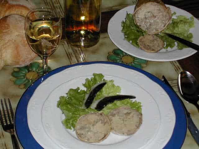 La Ferme de Laupilière gastronomie