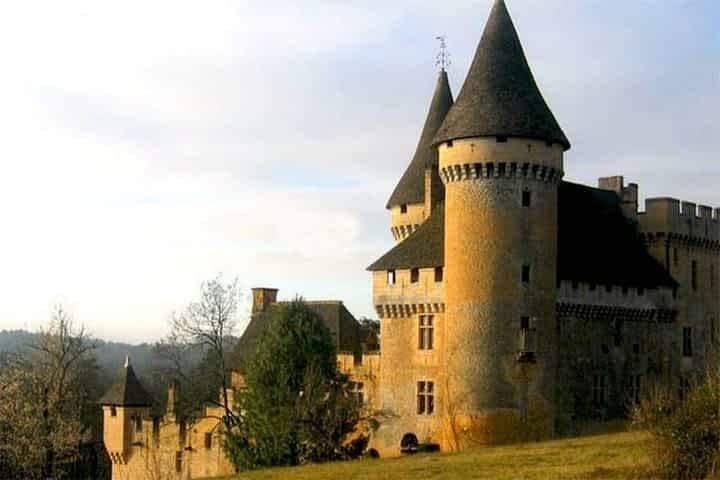 Puymartin Castle