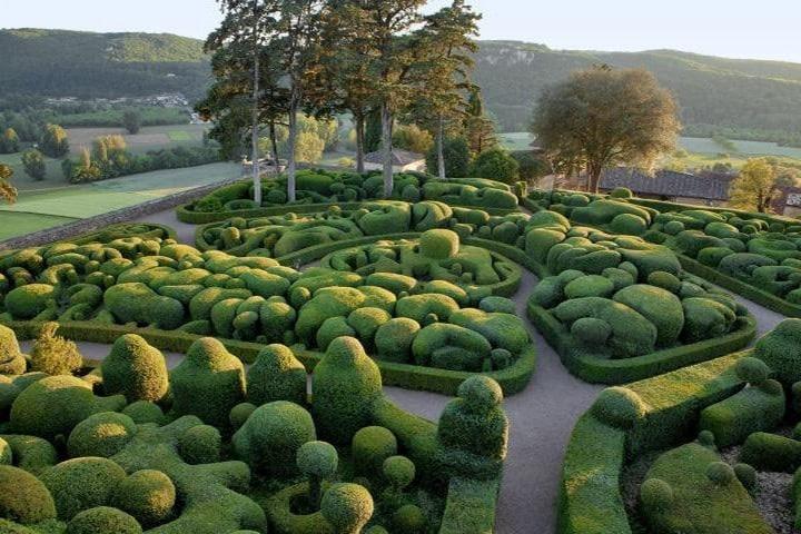 MARQUEYSSAC Gärten
