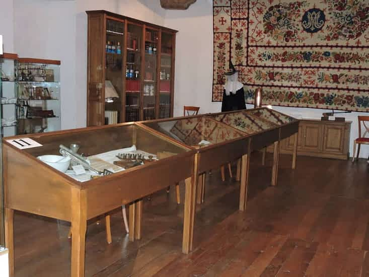 Musée d'Histoire de la Médecine de Hautefort