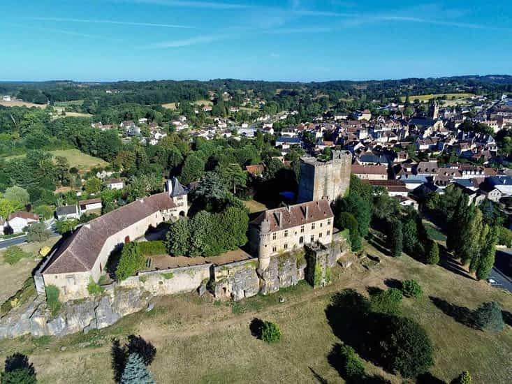 Excideuil Castle