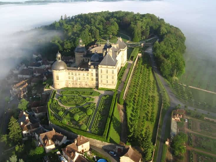 Schloss Hautefort