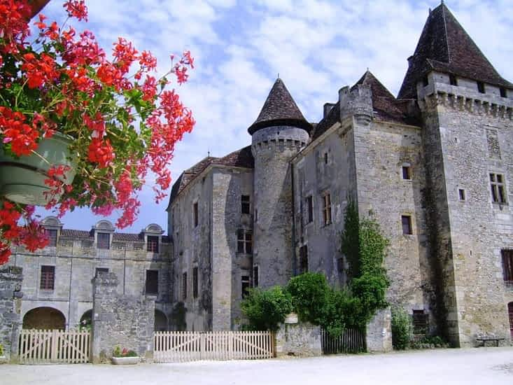 Castillo de Marthonie