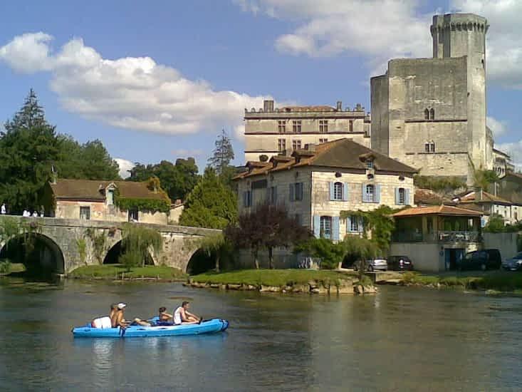 Canoës Bourdeille loisirs