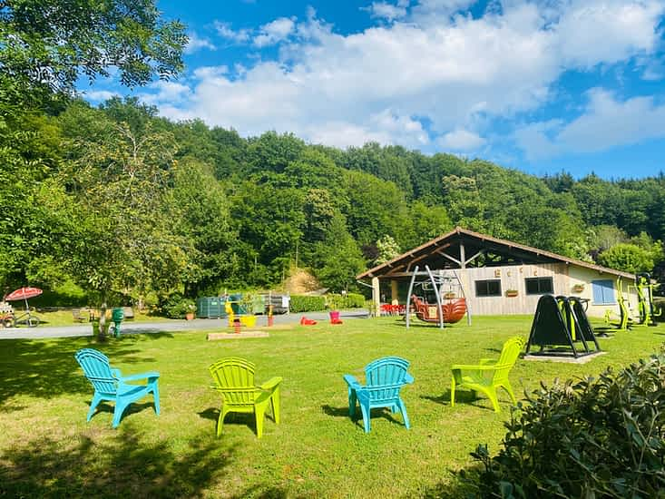 "Camping ""La Chatonnière"""