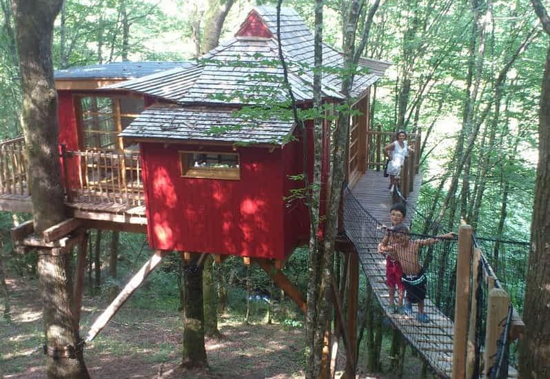 The Zen hut