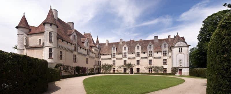Hébergements du Château de Neuvic