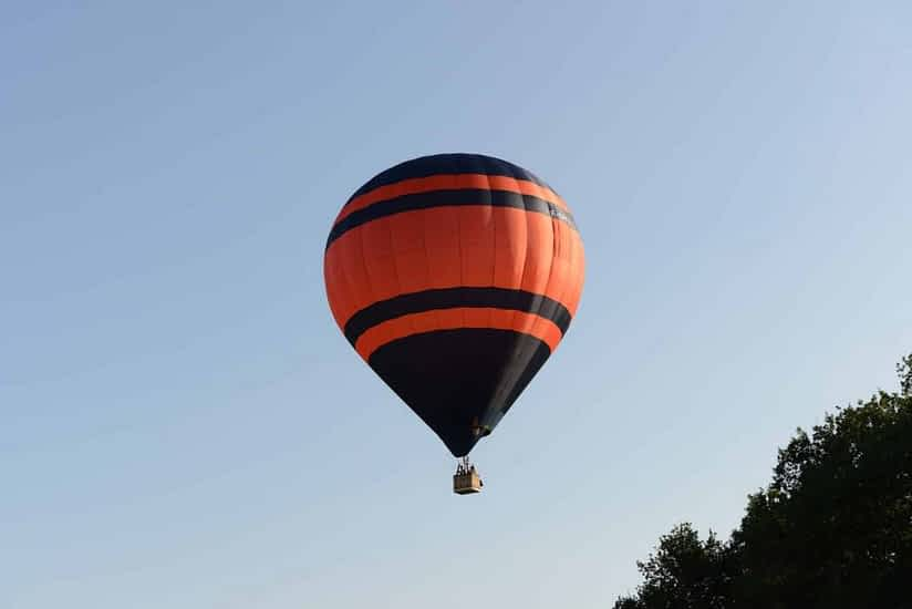 Vol en Ballon