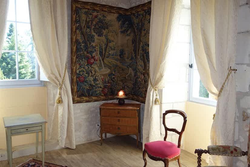 Suite Saint Vincent de château l'évêque en Périgord