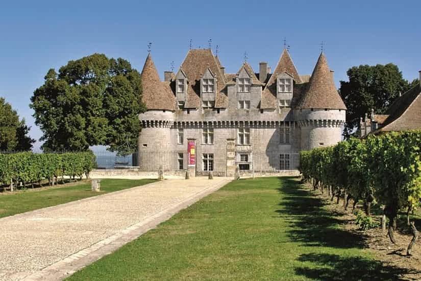 Monbazillac Castle