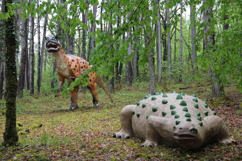 Parc aux dinosaures Dordogne