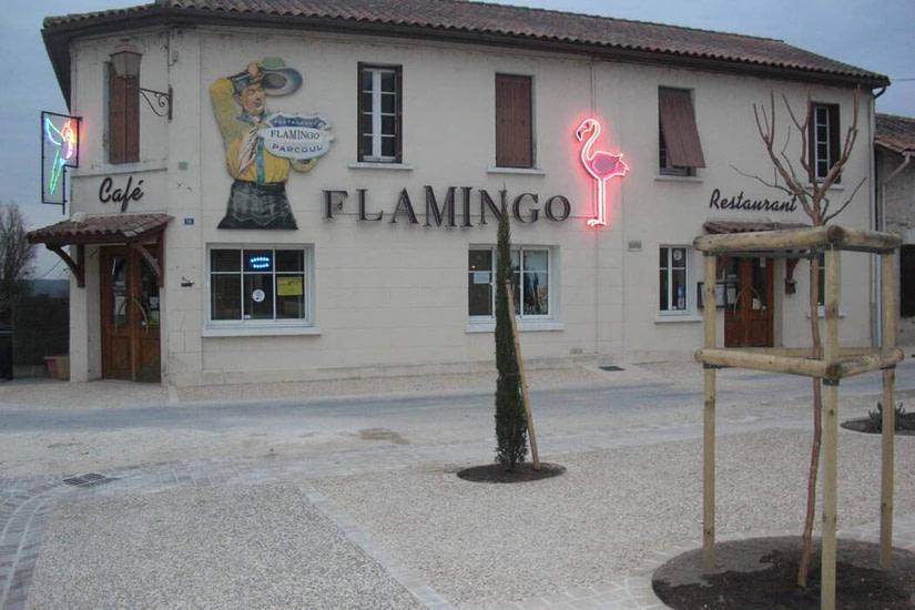 Flamingo Parcoul