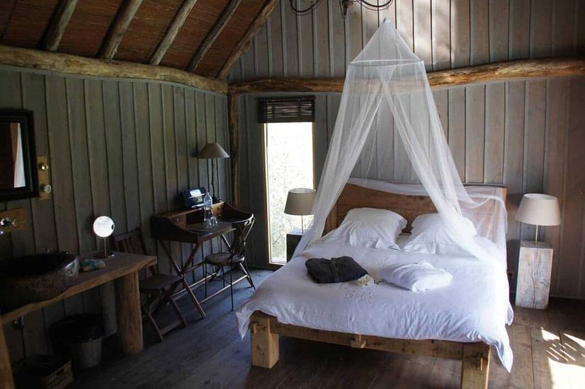 Lodge Tikal nature