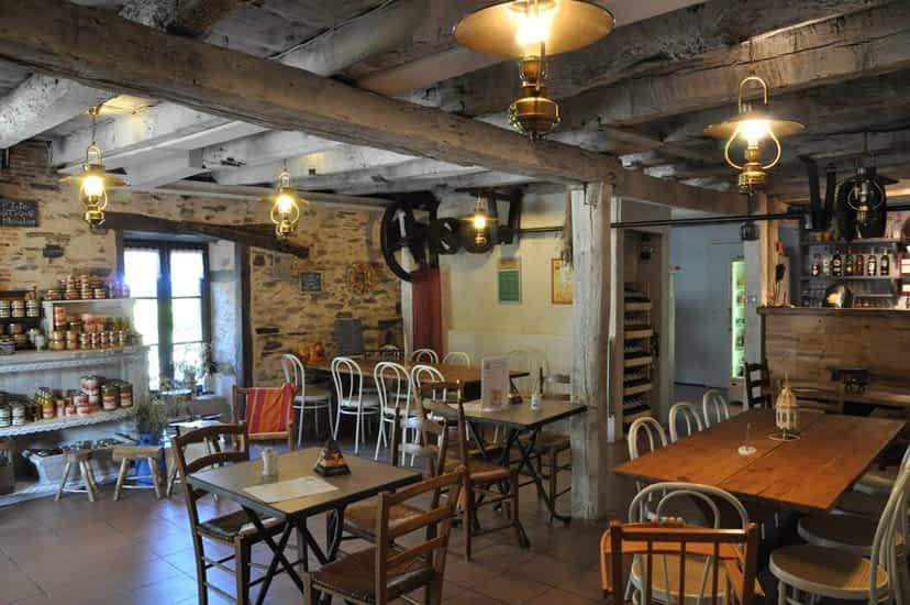 Restaurant Le Moulin du Châtain