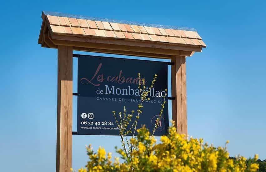 Les cabanes de Monbazillac