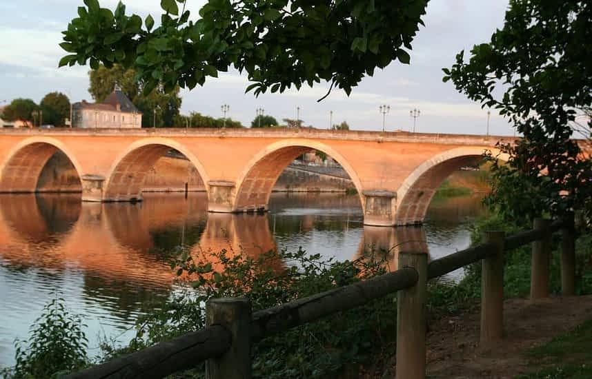 Les Gabarres de Bergerac