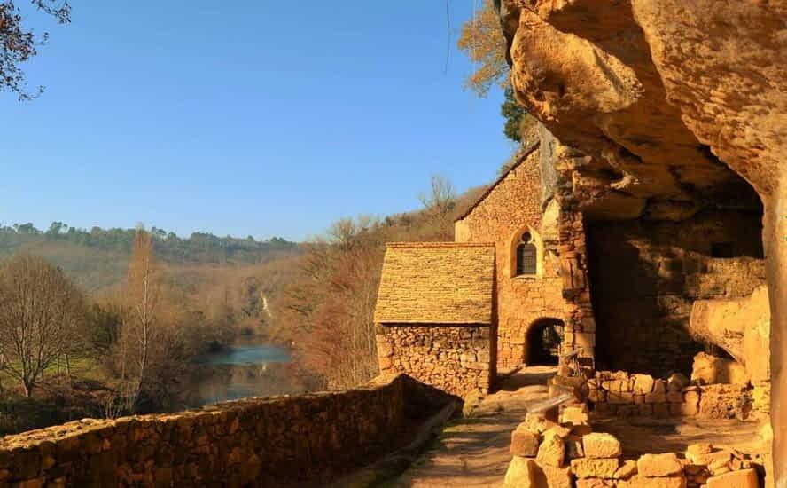 Village of la Madeleine