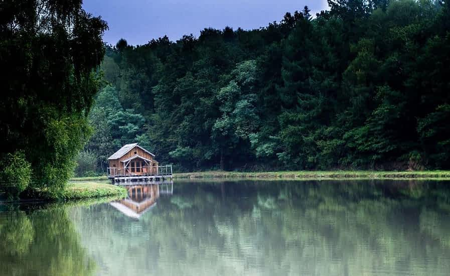 La cabane des Marais
