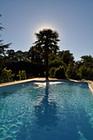 chambre hôtes Le puits des Lucques dordogne piscine
