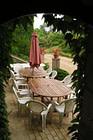 le Mazet terrasse