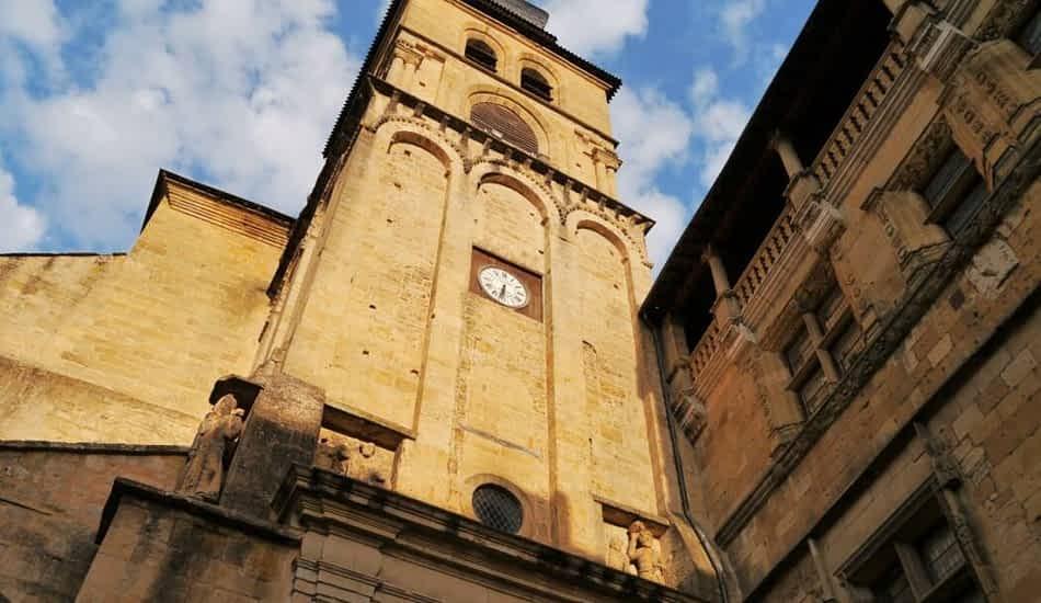 Cathédrale Saint Sacerdos de Sarlat